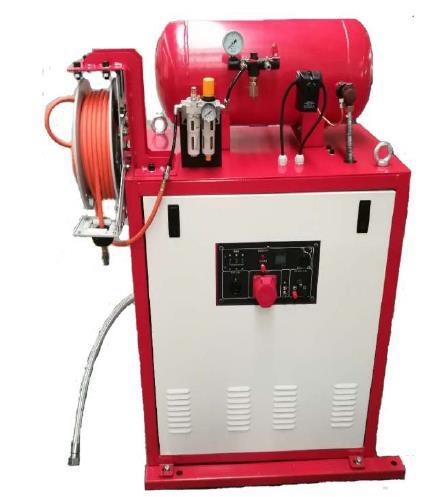 Vude du compresseur générateur diesel