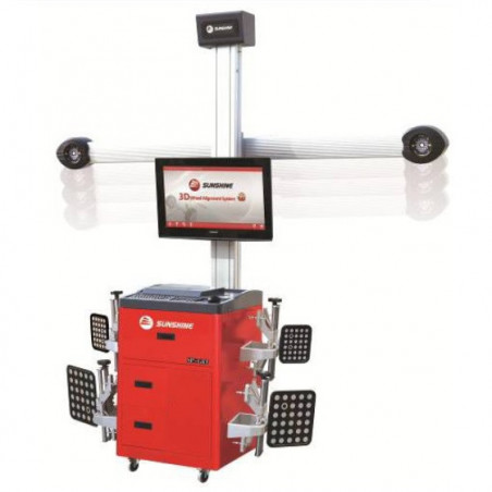 Contrôleur de géométrie 3D avec caméras automatique-SP-G6T - Controleurs de