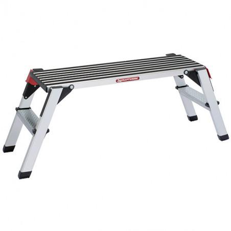 Plate-forme de travail en aluminium-3985 - Complément levage-consogarage.com