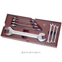 Coquille de 10 clés à fourche Completo-4900-16B - Outillage pour tiroir de servante-consogarage.com