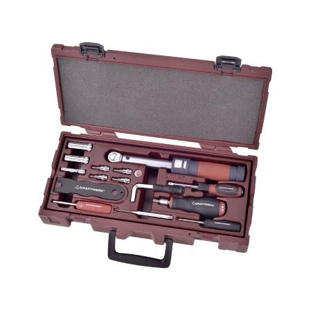 Coffret d'outils pour capteur de pression de pneu-4900-74K - Outillage pour tiroir de