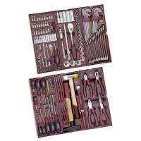 Assortiment de 150 outils pour servante-4909 - Outillage pour tiroir de servante-consogarage.com