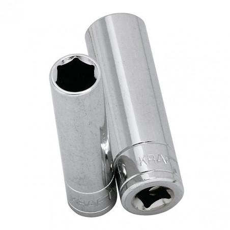 Douille extra longue en pouce 1/4''-101500 - Clés - Douilles-consogarage.com