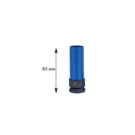 Douille choc longue 1/2'' protégée-3811XX-X - Outillage serrage-consogarage.com