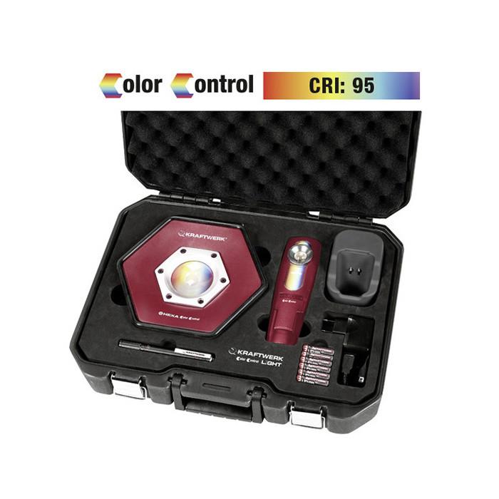 Coffret de lampes Color Control-32036 - Eclairage-consogarage.com