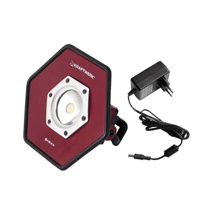 Spot à LED sans fil 10W-32039 - Eclairage-consogarage.com