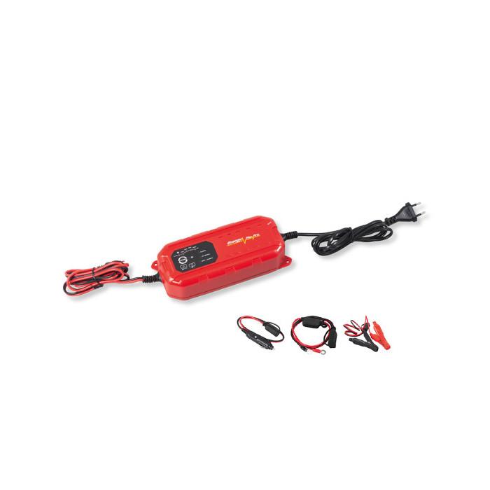 Chargeur batterie intelligent 12-24V 7A-31313 - Electricité-consogarage.com