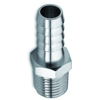 Raccord 1/4'' male- tuyau Ø 6mm-370-1 - Raccords rapides d'air 1/4-consogarage.com