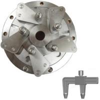 Plateau universel Ø 36mm avec compas-b009_1 - Équilibreuse de roue-consogarage.com