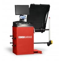 Équilibreuse automatique 1'' à 28''-CB75P - Équilibreuse de roue-consogarage.com