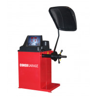 Équilibreuse semi-automatique-CB916B - Équilibreuse de roue-consogarage.com