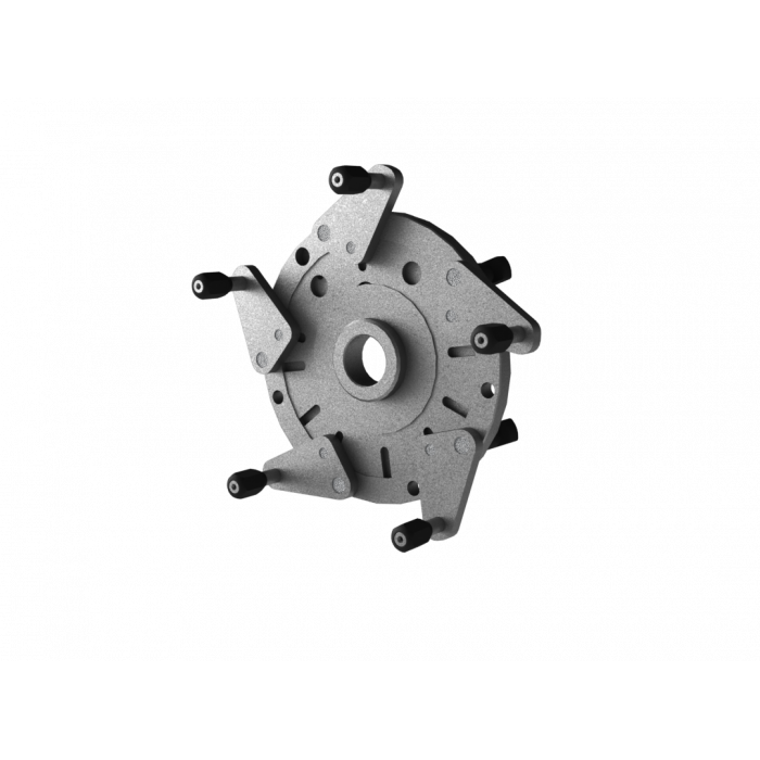 Plateau universel pour équilibreuse CB916B-PUCB916B - Équilibreuse de roue-consogarage.com