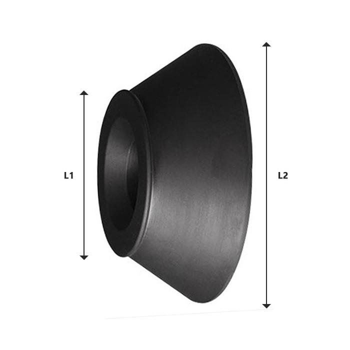 Cône de centrage axe 36 mm-cone36 - Équilibreuse de roue-consogarage.com