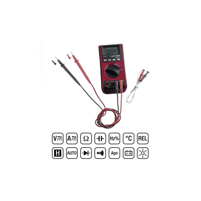 Multimètre digital-31130 - Outils de contrôle et diagnostic-consogarage.com