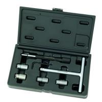 Coffret d'outils de nettoyage pour sièges d'injecteurs Diesel-30638 - Mécanique