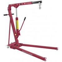 Grue d'atelier pliable à chassis bas-38126 - Complément levage-consogarage.com