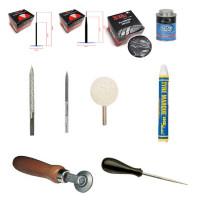 Kit de réparation pneu n°1-kitrepare1 - Produits et outillage réparation-consogarage.com