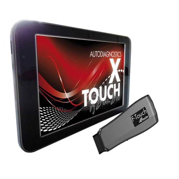X-Touch-xtouch - Outils de contrôle et diagnostic-consogarage.com