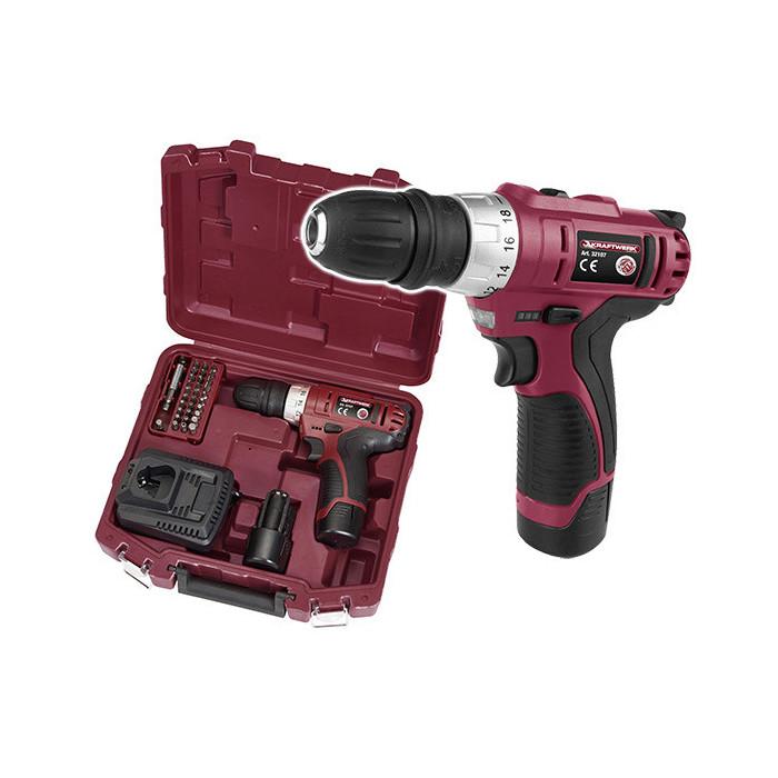 Perceuse / Visseuse à batterie-32107 - Tournevis - Perceuse - Visseuse-consogarage.com