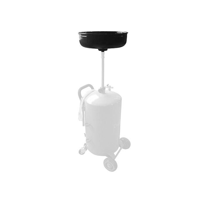 Bac de récupération pour récupérateur d'huile-B-290D - Pièces détachées-consogarage.com