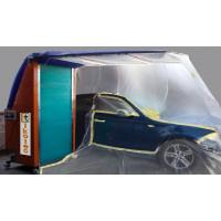 Cabine de peinture mobile-eklipse - Cabine de peinture-consogarage.com