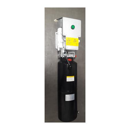 Bloc électro hydraulique 220V complet-BEHC235M - Pièces détachées pour ponts-consogarage.com