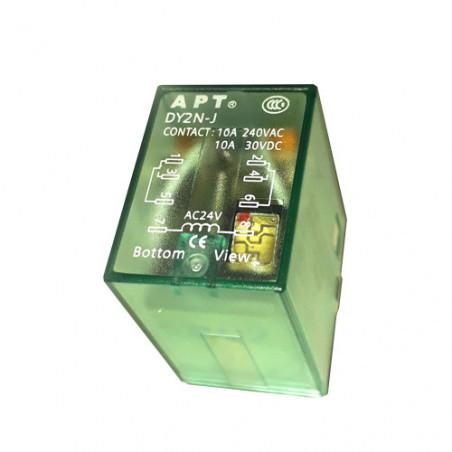 Relais AC 24V-DY2NJ - Pièces détachées pour ponts-consogarage.com