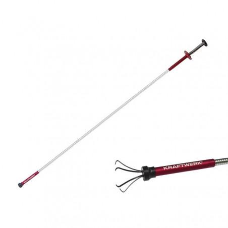 Grappin flexible 700 mm à griffes avec aimant-3198 - Pinces-consogarage.com