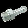 Jonction filetage cylindrique mâle G 1/2''- Tuyau Øint. 8mm-JFT1208ZS - Réseau d'air-consogarage.com
