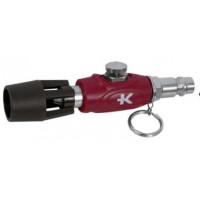 Mini soufflette à air comprimé avec buse turbo-31033 - Réseau d'air-consogarage.com