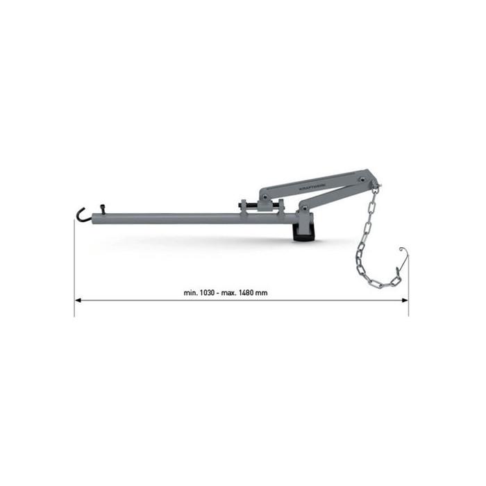 Levier universel pour bras de suspension-30418 - Trains Roulants-consogarage.com