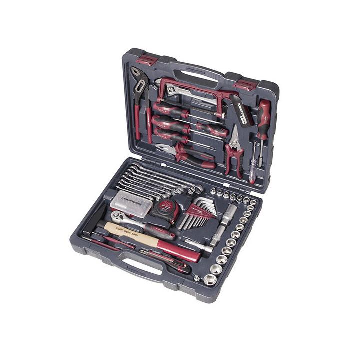 Coffret de 88 outils universel-1048 - Malette - Valise - Caisse à outils-consogarage.com