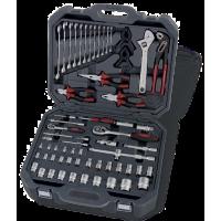 Coffret d'outils universel jumbo 241 pièces-1049 - Mallette - Valise - Caisse à