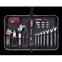 Trousse d'outils 57 pièces-208100000 - Mallette - Valise - Caisse à outils-consogarage.com