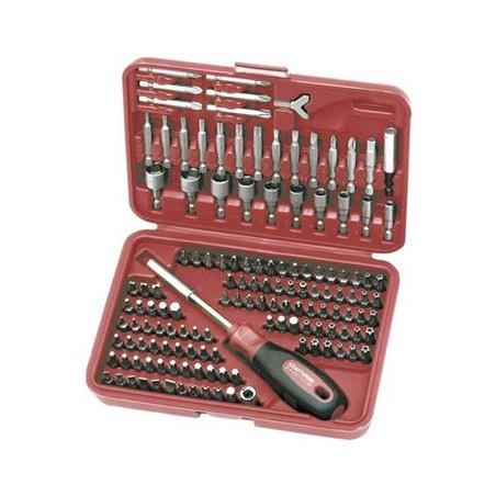 Boite d'embouts 138 pièces-2778 - Malette - Valise - Caisse à outils-consogarage.com