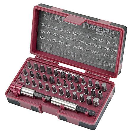 boite de 38 embouts-3795 - Malette - Valise - Caisse à outils-consogarage.com