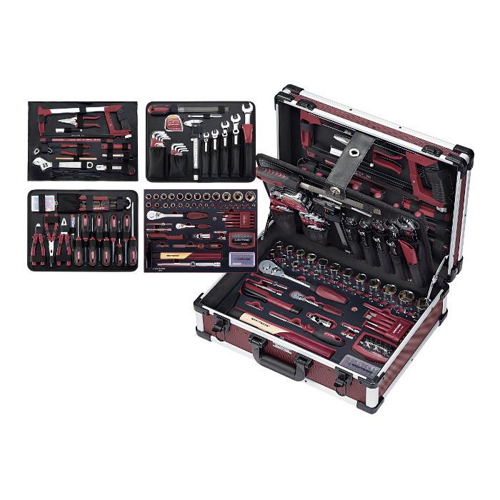 Coffret de 263 outils-3948 - Malette - Valise - Caisse à outils-consogarage.com