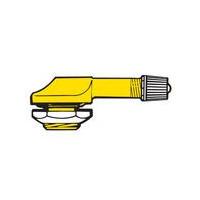 Valve PL à 90° (sachet de 10 valves)-1294 - Valves tubeless - Accessoires-consogarage.com