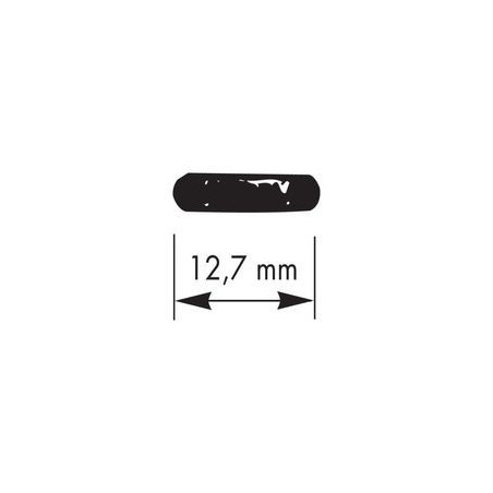 Joint de rechange pour valve PL (sachet de 10)-1419 - Valves tubeless - Accessoires-consogarage.com