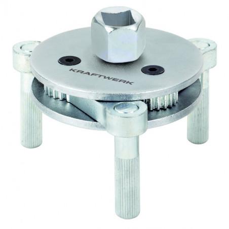 Clé auto-serrante pour filtre à huile-30614 - Vidange-consogarage.com