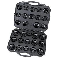 Coffret de 30 cloches pour filtre à huile-30619 - Vidange-consogarage.com
