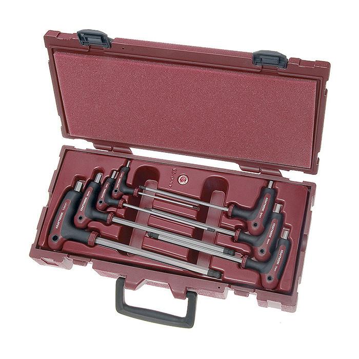 Coffret de 7 clés Allen-4900-25K - Clés - Douilles-consogarage.com