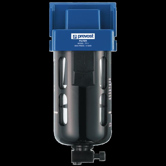Alto 3 - Filtre 5 microns - 1/2'' - gaz-TF305 - Réseau d'air-consogarage.com