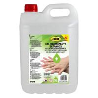 Gel hygiénisant pour mains...