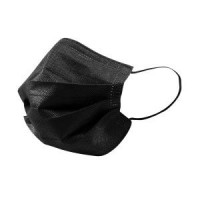 Masque de protection Noir...