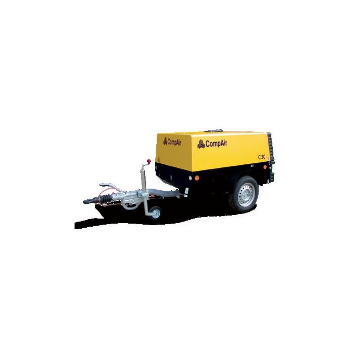 Compresseur de chantier - 7bar 3m³/min 23