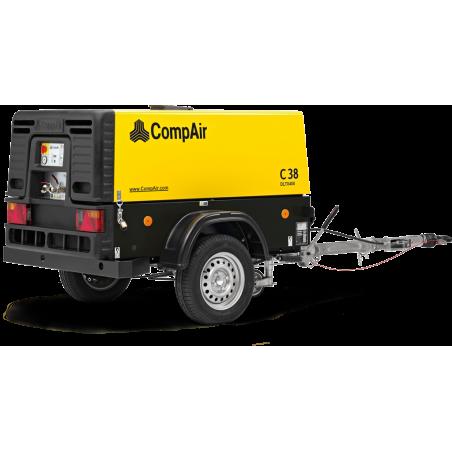 Compresseur de chantier - 7bar 3