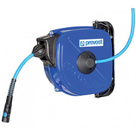 Enrouleur pneumatique acier 12 + 1 m-DF0812IS - Réseau d'air-consogarage.com