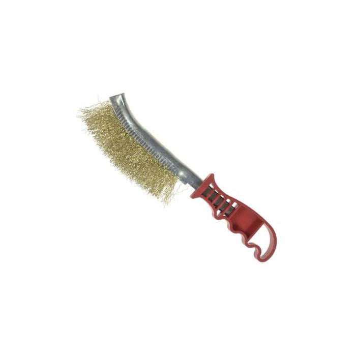 Brosse à poils mi-durs-1737NX - Complément pour le montage de pneu-consogarage.com