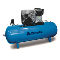Compresseur 500L - 10 bar - 7